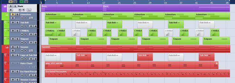 How to Compose Video Game Music | Midi Film Scoring