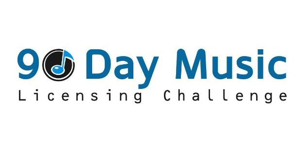 90 Day Music Licensing Challenge